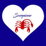 affinità di coppia scorpione