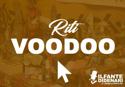 riti voodoo