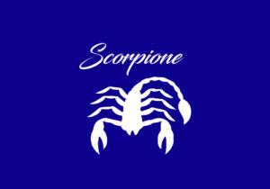 oroscopo settimanale scorpione