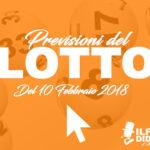 previsioni lotto gratis